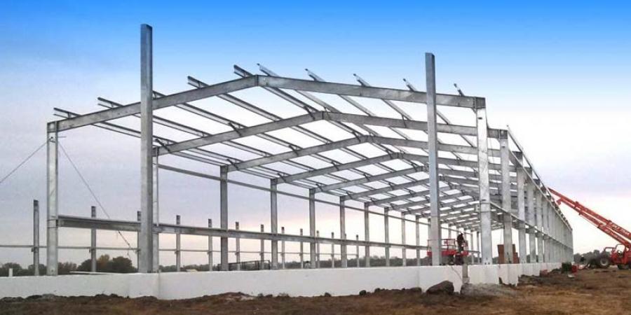 Η εταιρεία μας διαχειρίζεται μεταλλικά κτίρια με ολοκληρωμένες λύσεις  μελέτης – σχεδίασης - κατασκευής και ανέγερσης 0d95e019049